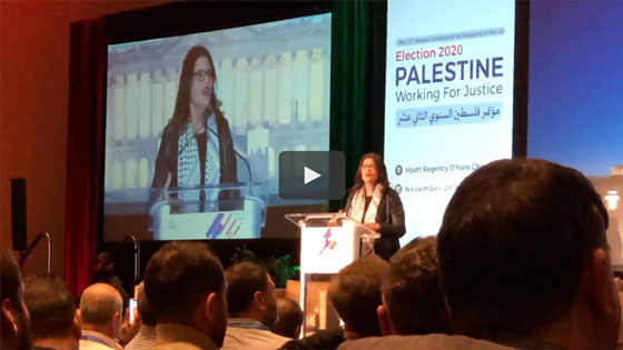 "A Weekend with American Muslims for Palestine: Awad Says CAIR Fights Zionism ""On a Daily Basis"""