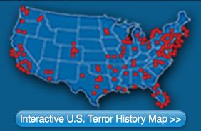 Interactive U.S. Terror Map
