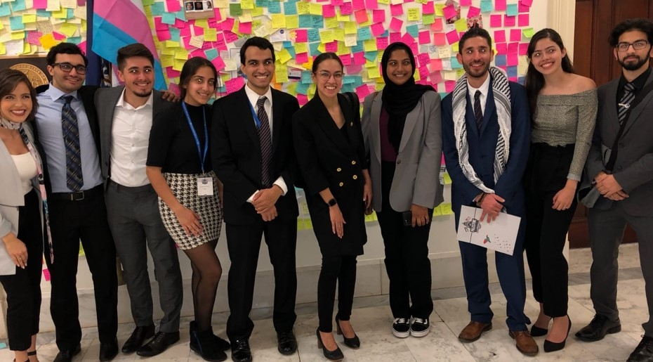 AOC, Tlaib met with rabidly anti-Israel group during Palestine advocacy day on Capitol Hill