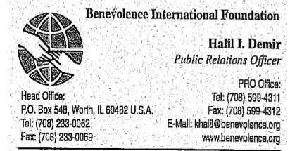Investigation Exposes Terror Ties Behind Islamist Charity's Humanitarian Facade