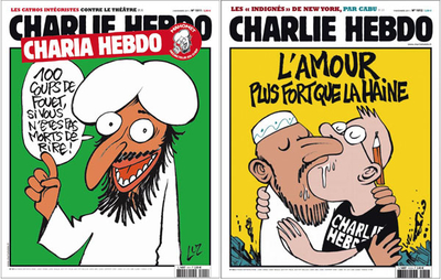 Charlie Hebdo Martyrs For The Truth The Investigative Project On Terrorism