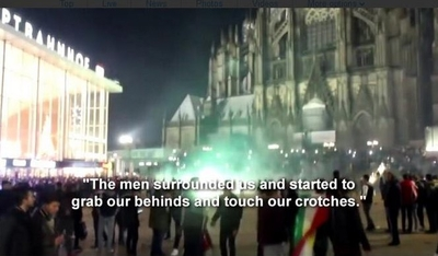 Sexual attacks in cologne germany