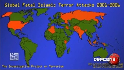 Islamist Violence Threatens JudeoChristian Civilization IPT In - What continent is syria in