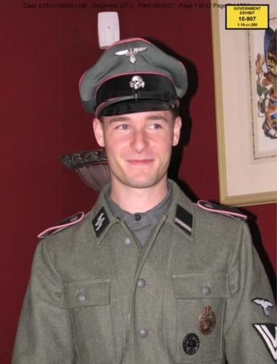 Trial Starts in the Odd Case of the Nazi-Jihadist
