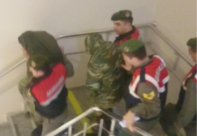 Turkey Refusing to Release Detained Greek Soldiers :: The